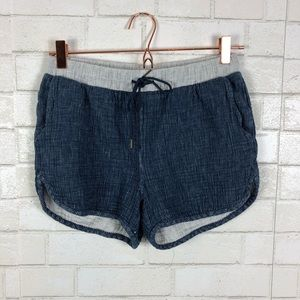 Madewell Tryout Pull On Drawstring Shorts